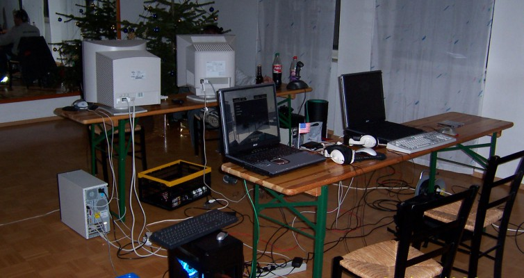 Christmas LAN-Party 2003
