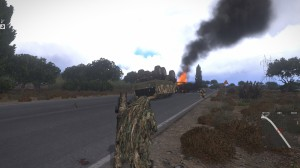 Arma3 ingame battle